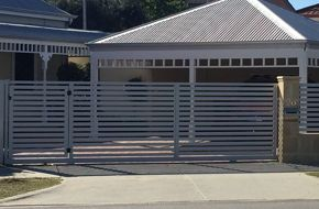 automated gates in Perth