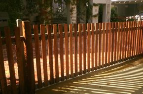 timber fencing perth