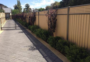 Colorbond Fencing Profiles Perth