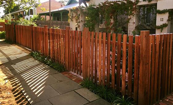 PVC & Picket Fencing Perth